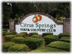 Citrus Springs Golf and Country Club