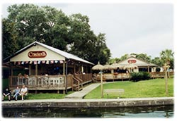 Crystal River Seafood and Waterfront Shops