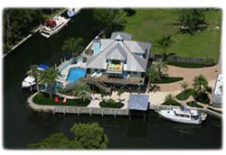 Crystal River Waterfront Homes